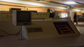 Control station TV