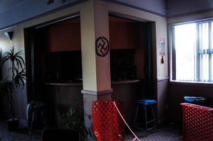Abandoned Nazi Bar Wellington