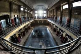 Lost Places Fototour zum alten Stadtbad in Leipzig