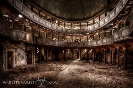 Fototour Lost Places in Polen