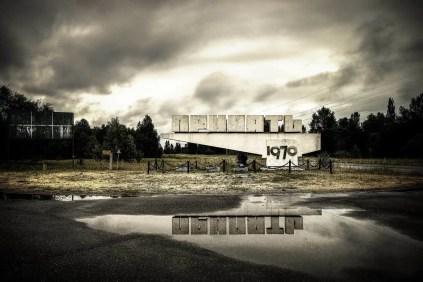 Fotoexpedition nach Tschernobyl