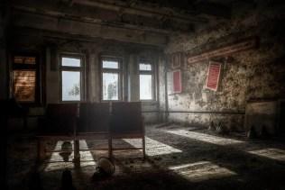 Fotoexpedition nach Tschernobyl und Pripyat
