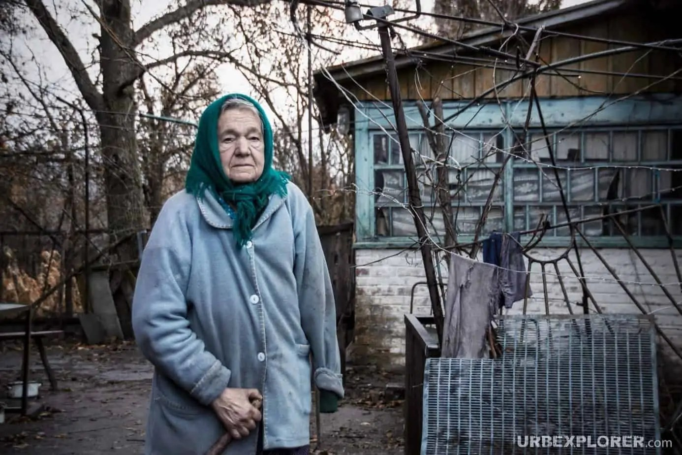 Chernobyl & Pripjat Tour