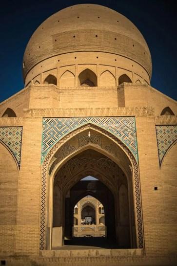Fotoreise Iran - Ein Tag in Kashan