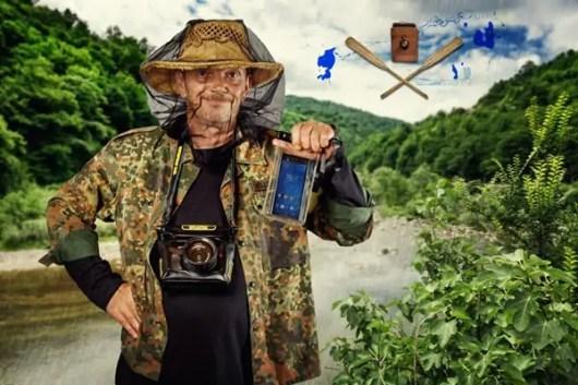 Im ukrainischen Amazonas- Expedition
