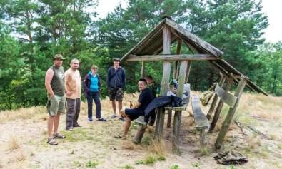 Abenteuerreise- Im ukrainischen Amazonas