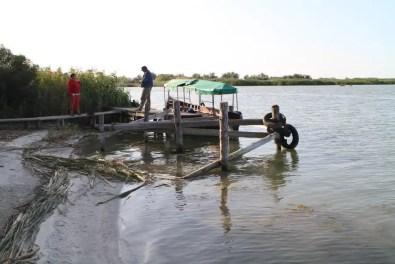 Im Donaudelta in der Ukraine