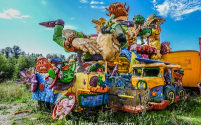 Carnaval Graveyard