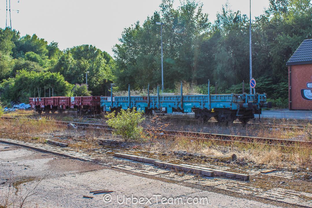Lost Trainstation 4