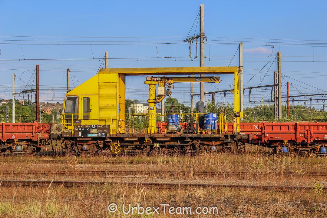 Lost Trainstation 6