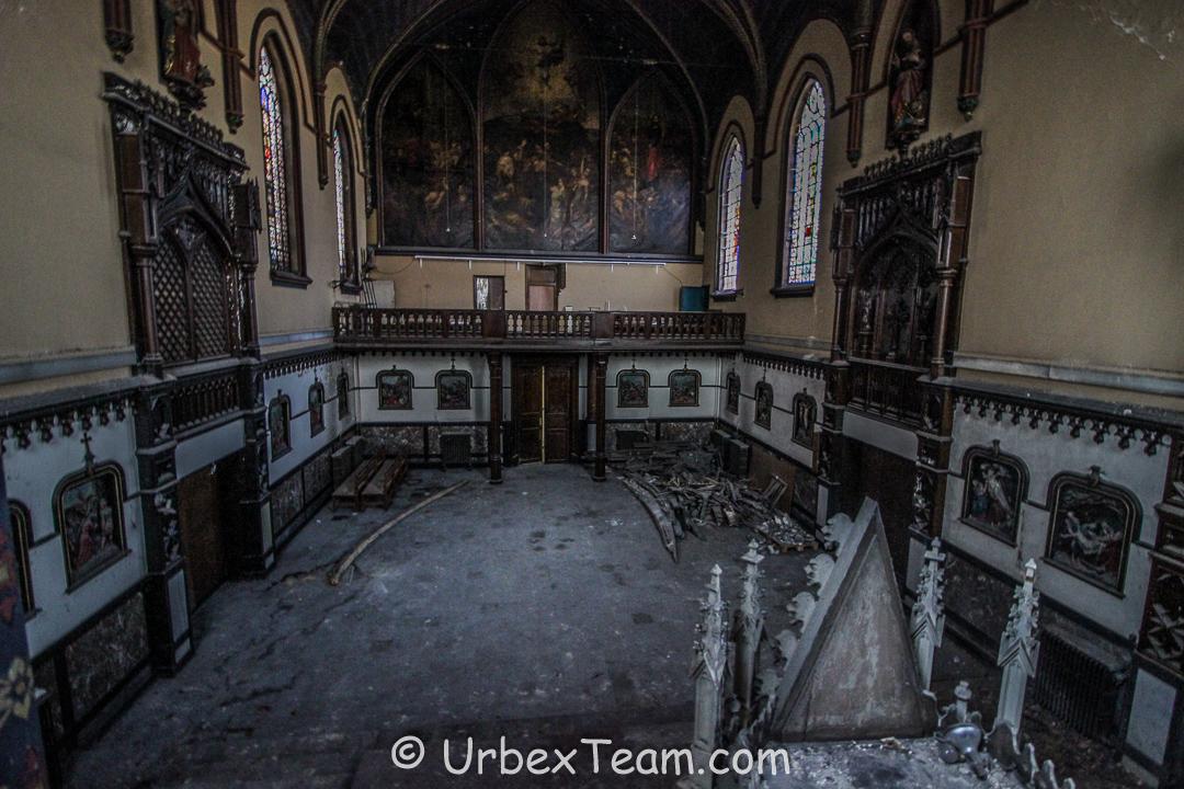 Universe Chapel 6