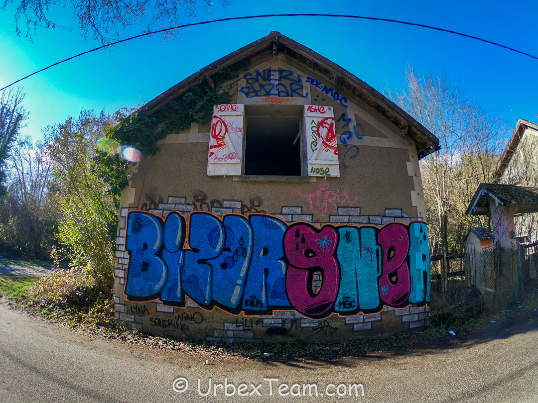 Grafiti House 4