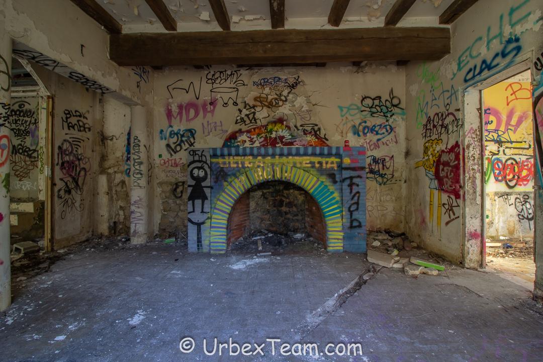 Grafiti House 7