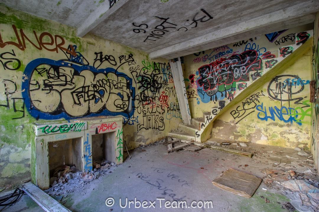 Grafiti House 8