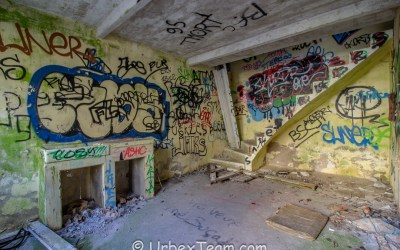 Graffiti House