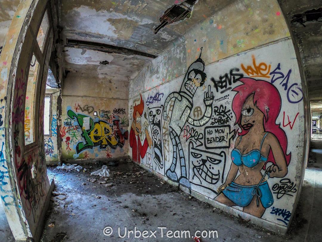 Sanatorium Val d'Oise 13