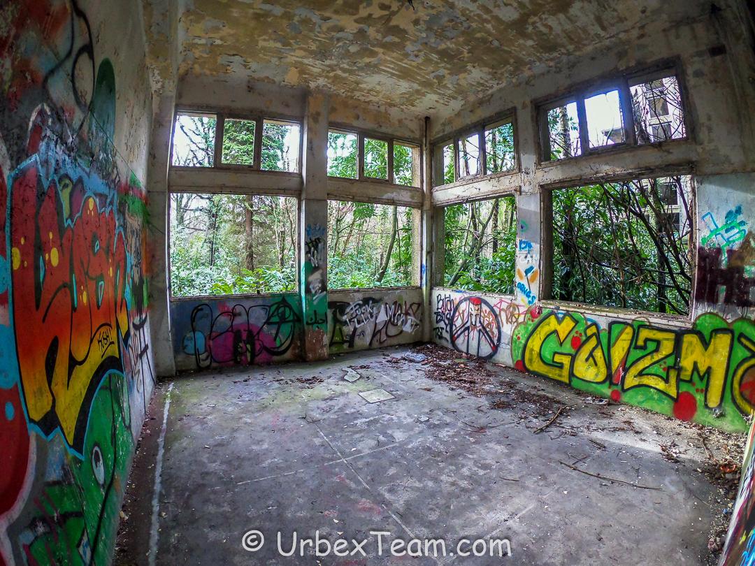 Sanatorium Val d'Oise 4