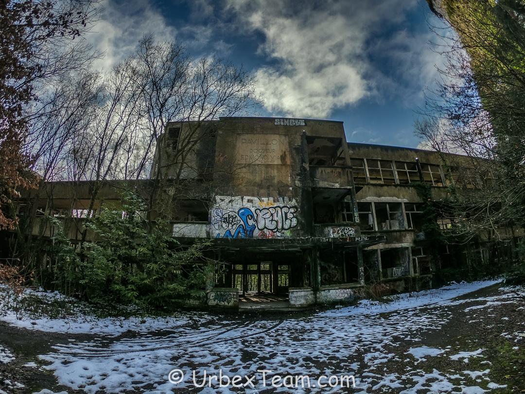 Sanatorium Val d'Oise 9