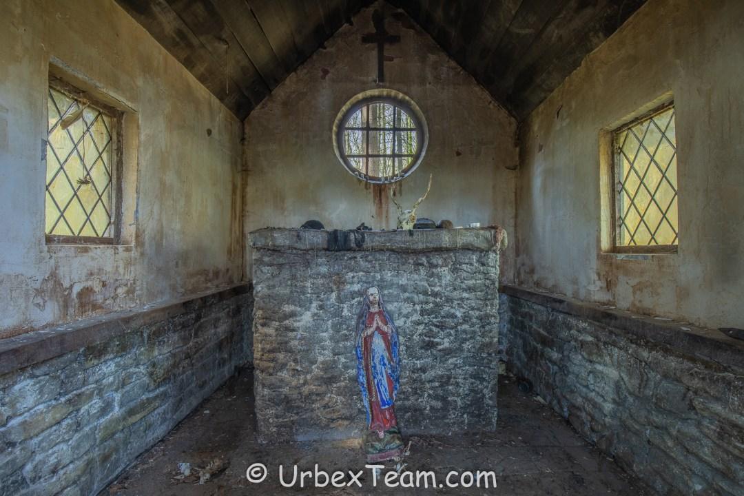 Skelet Chapelle 4