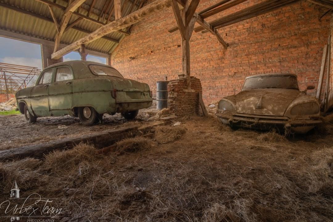Oldtimer Barn 3
