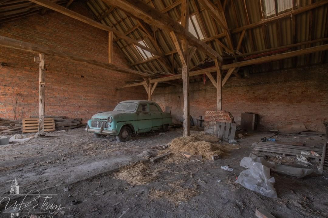 Oldtimer Barn 6