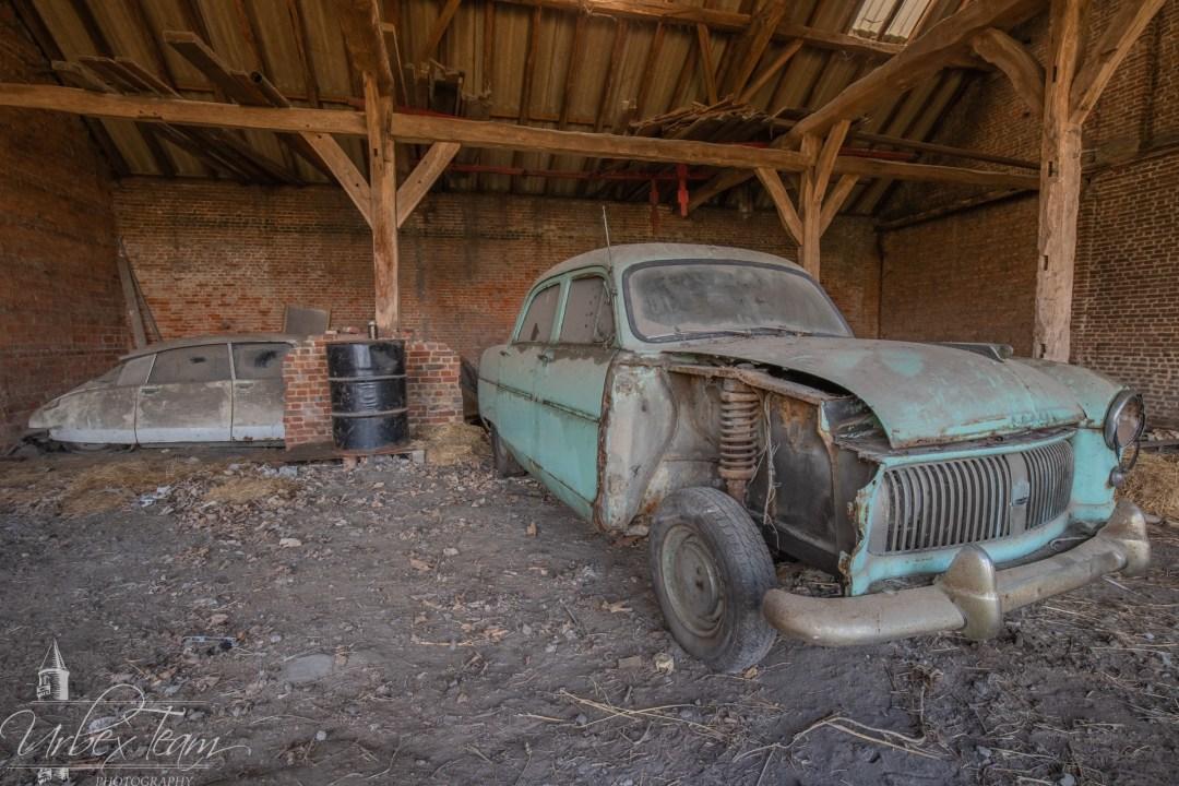 Oldtimer Barn 8