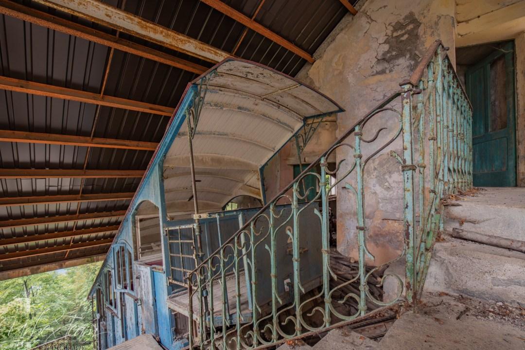 Alpine Funicular Railway 2