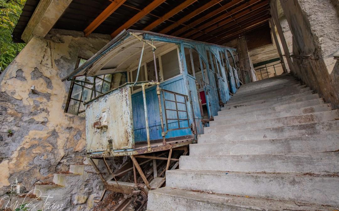 Alpine Funicular Railway