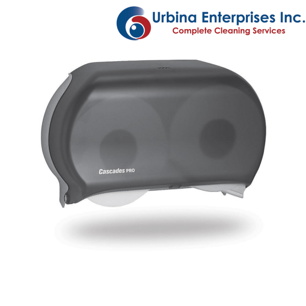 9 inch Jumbo Twin Dispenser with Urbina Logo