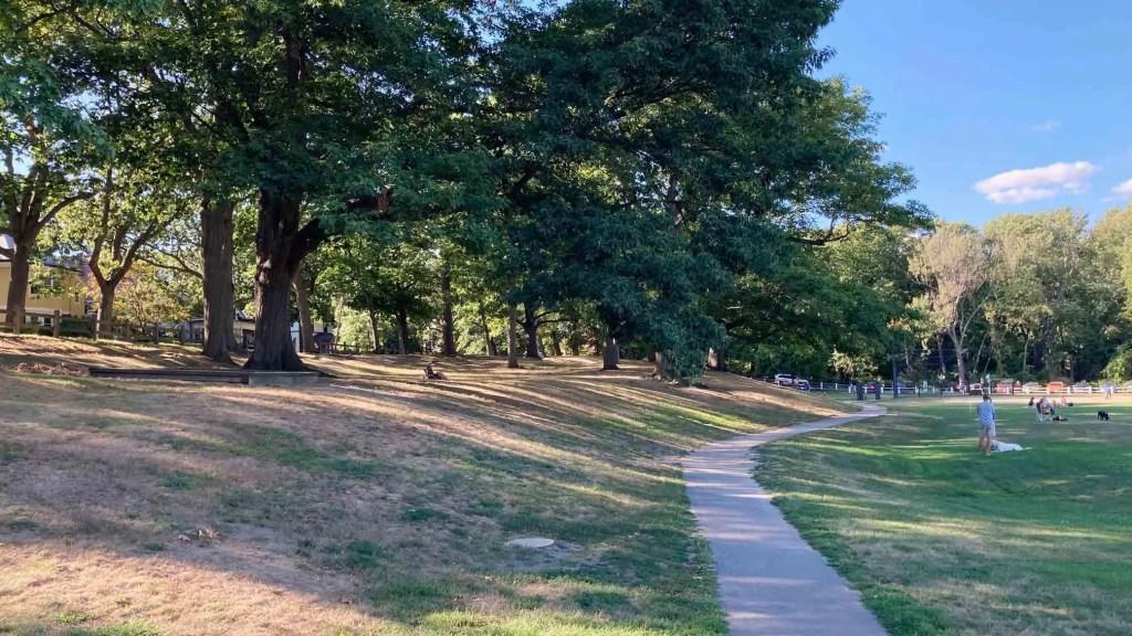 Amory Playground in Brookline MA