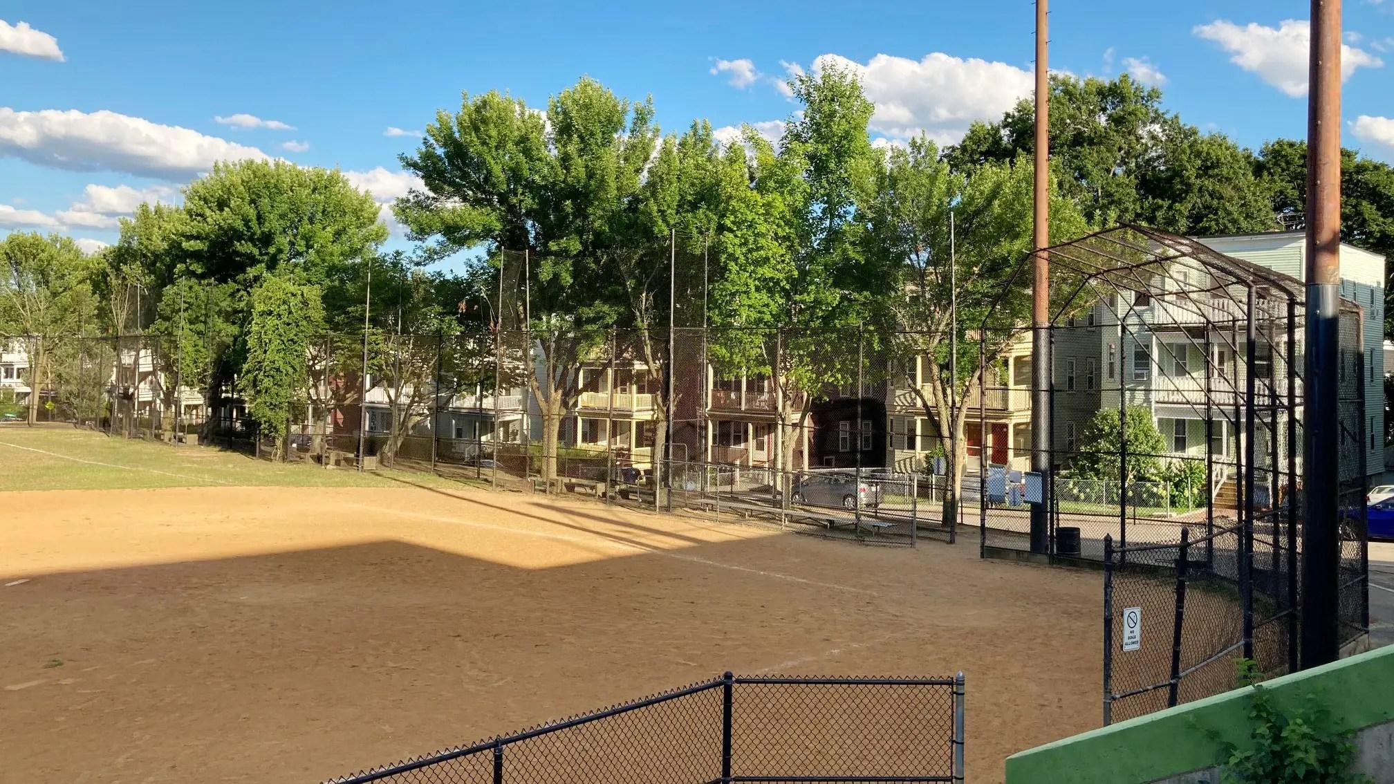 Murphy Playground Jamaica Plain