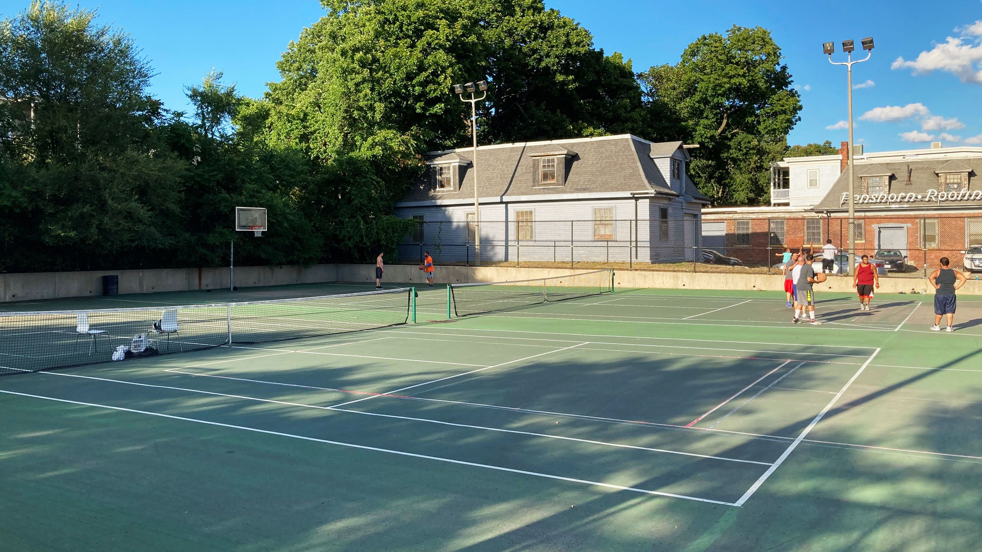South Street Courts