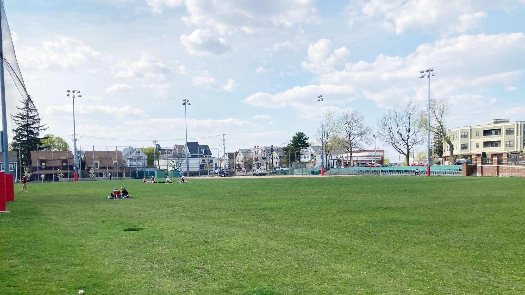 Trum Field Somerville