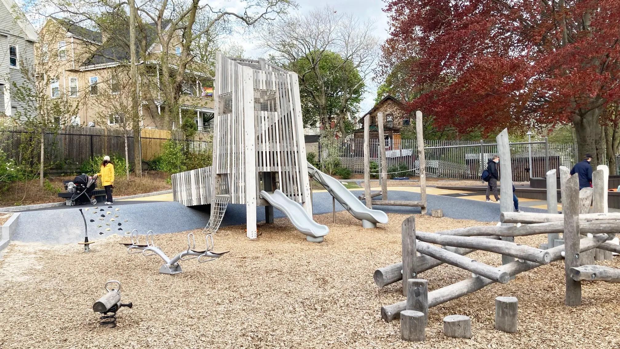 Hoyt Sullivan Playground somerville ma