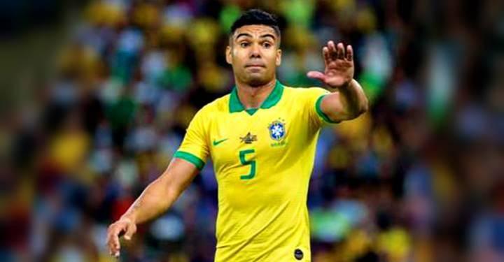 """""""Nosso posicionamento todo mundo sabe"""", diz Casemiro sobre não disputar Copa América"""