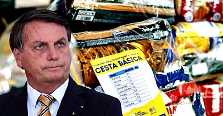 Temendo perda de votos, Bolsonaro pede que donos de supermercados segurem os preços