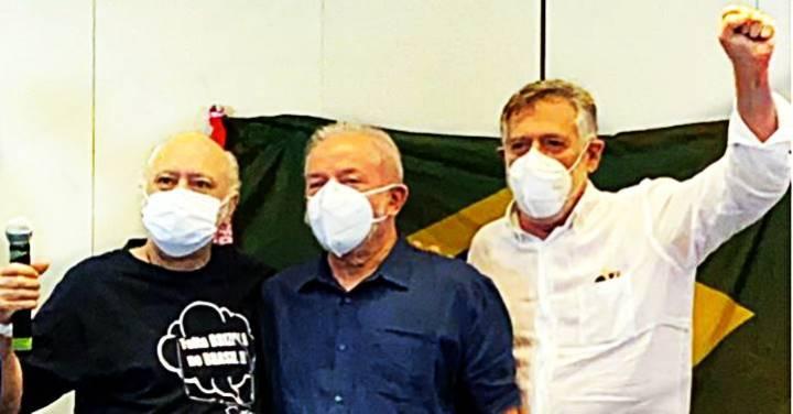 """Lula: """"Destruíram tudo que nós conquistamos em 13 anos; não vamos destilar ódio contra quem nos odeia hoje"""""""