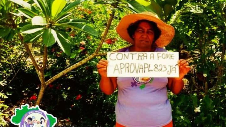 Camponesas denunciam: além da Covid 19, Bolsonaro espalha a pandemia da fome