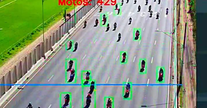 """""""Acelera com Jesus [e Bolsonaro]"""" em São Paulo teve abstenção de quase 98% das motos inscritas"""