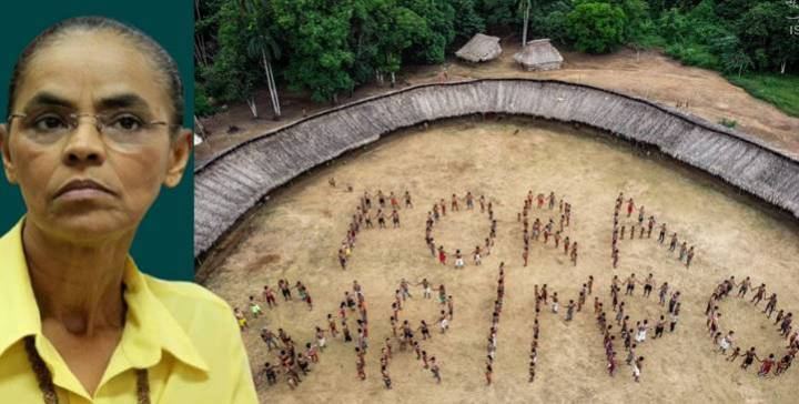 Garimpeiros mascarados e armados de fuzis atacam aldeias Yanomamis, denuncia Marina Silva