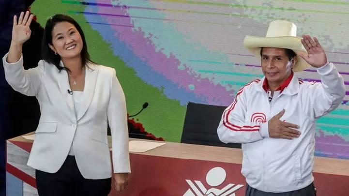 Eleições Peru: Pedro Castillo mantém vantagem na apuração que já chega a 99,998%