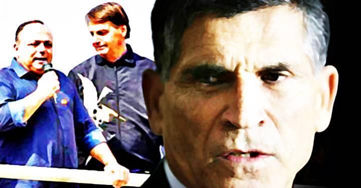 """Santos Cruz adverte Bolsonaro: """"Seu Exército não é o Exército Brasileiro"""" – A crise foi iniciada"""
