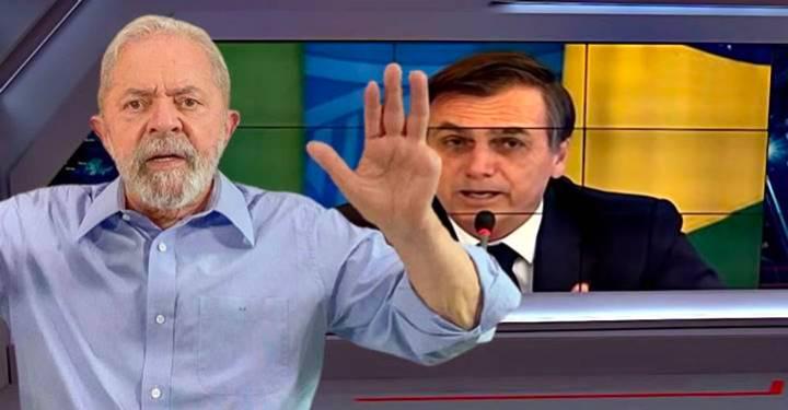 """""""É só ódio, liga a TV tá o Bolsonaro mentindo, vai ver jornal tá o filho inventando fake news"""", diz LULA"""