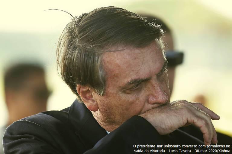 Reprovação a Bolsonaro aumenta para 50% e aprovação despenca para 23%