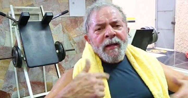 """""""Quero chegar inteiraço na eleição e partir pro ataque"""", diz Lula assumindo que será candidato"""