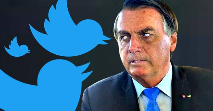"Prometida 'live-bomba' de Bolsonaro ""foi uma tremenda broxada"", diz jornalista no Twitter"