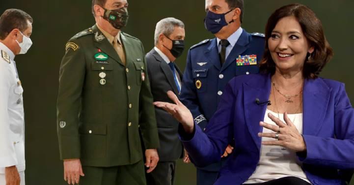 """""""Que golpe?"""", pergunta jornalista: Após eleições generais parecerão bando de """"maria fofoca"""""""