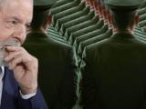 O que Lula fará com 6 mil militares em cargos no governo após a vitória em 2022?