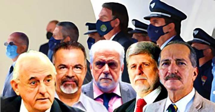 Ex-ministros da Defesa assinam nota de apoio à PEC que barra militares da ativa em cargos políticos