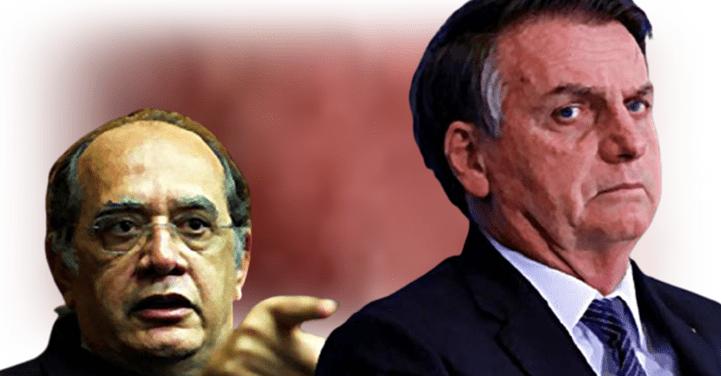 'Vamos parar de conversa fiada', diz Gilmar a Bolsonaro ao ver 'intenção subjacente' no voto impresso